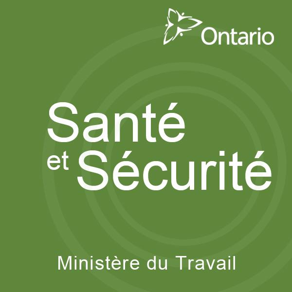 Balados en matière de santé et de sécurité du ministère du Travail de l'Ontario