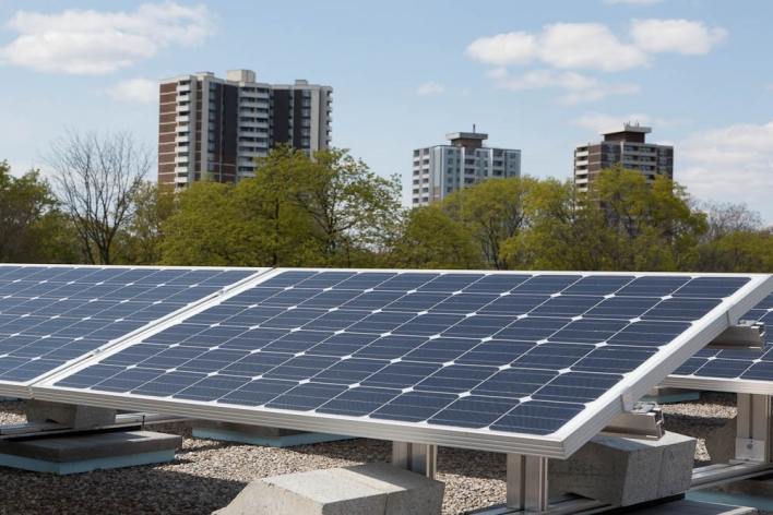 Toronto School Brings More Clean Energy Online