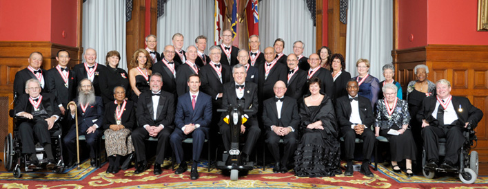 2010 Order of Ontario Appointees