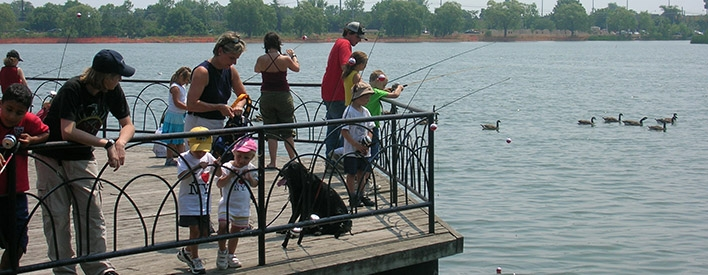 Enjoy Family Fishing Week from July 3-11, 2010