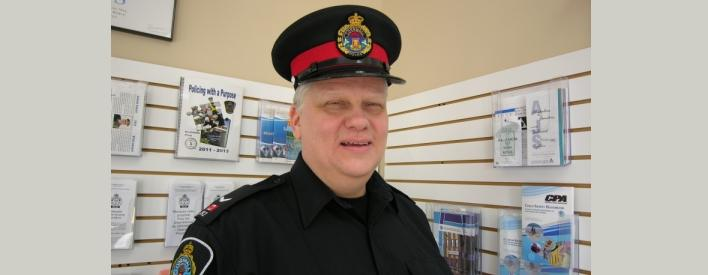 Cornwall Officer Recognized For Excellence in Policing