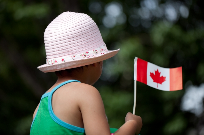 Celebrate Canada Day At Queen's Park