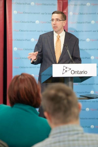 Minister Milloy announces more funding for Literacy & Basic Skills programs across Ontario