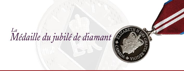 La Médaille du jubilé de diamant