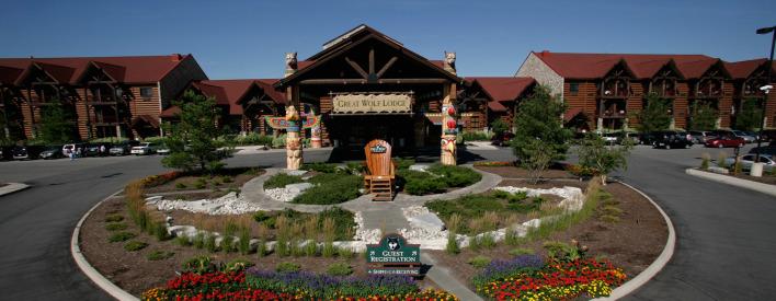 L'annonce concernant Emplois d'été Ontario a eu lieu au Great Wolf Lodge á Niagara Falls.