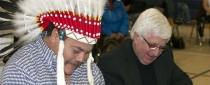 L'Ontario et le Grand conseil du Traité no 3 renouvellent leurs engagements