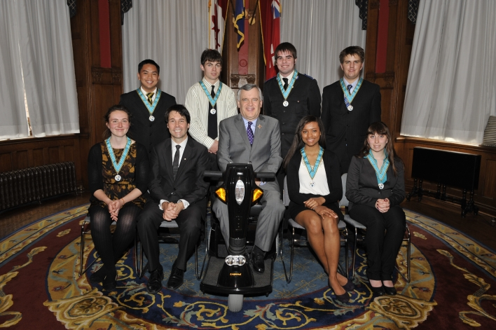 Ontario To Honour Seven Outstanding Youth
