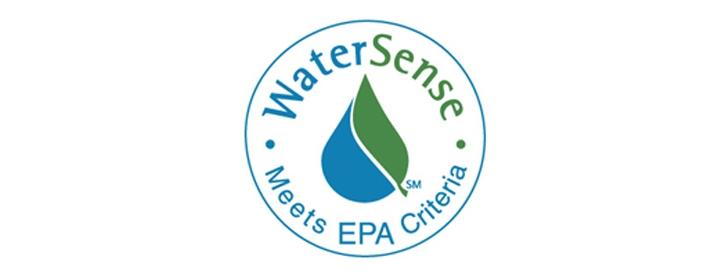 WaterSense logo.