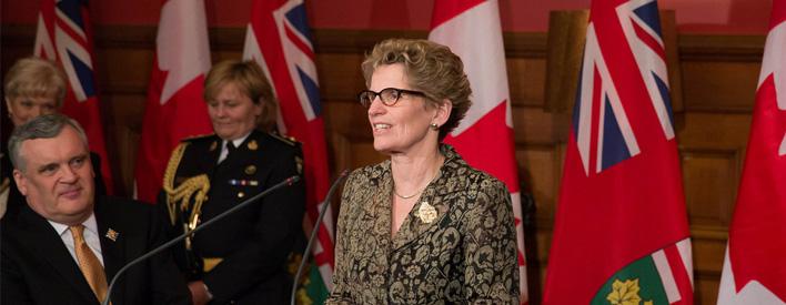 Ontario's Premier-designate to be Sworn-In February 11