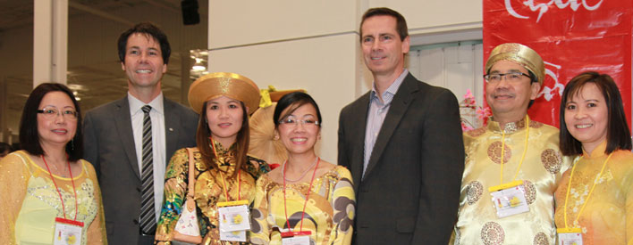 Tet Festival Celebrates Vietnamese New Year
