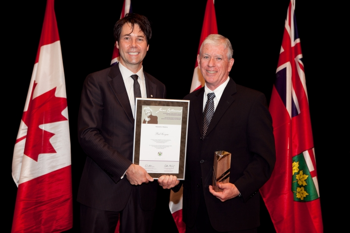 Honouring Outstanding Volunteerism In Ontario