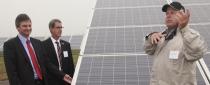 L'Ontario ajoute davantage d'énergie solaire au réseau