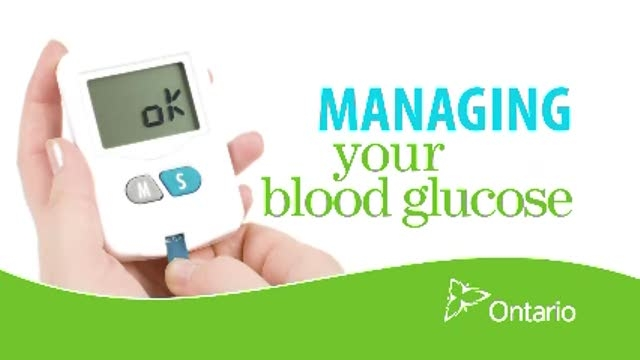 Managing your Blood Glucose