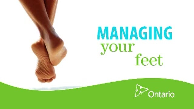 Managing your Feet