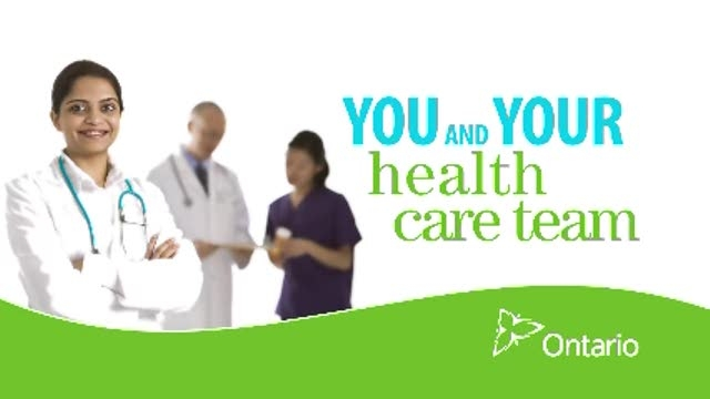You and your Health Care Team