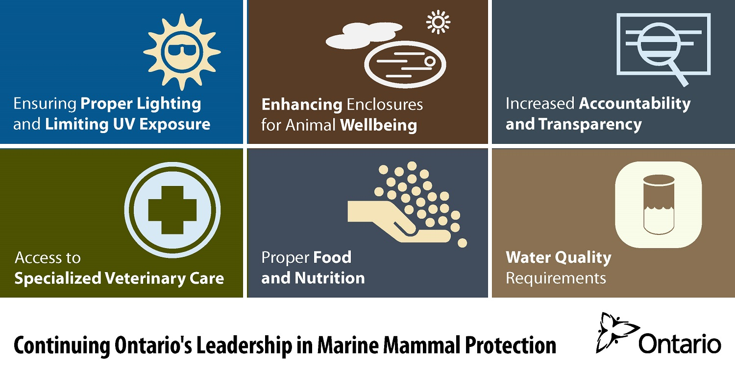 New Standards of Care for Marine Mammals