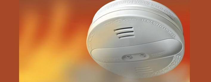 Fire Prevention Week Tip: Smoke Alarms Save Lives