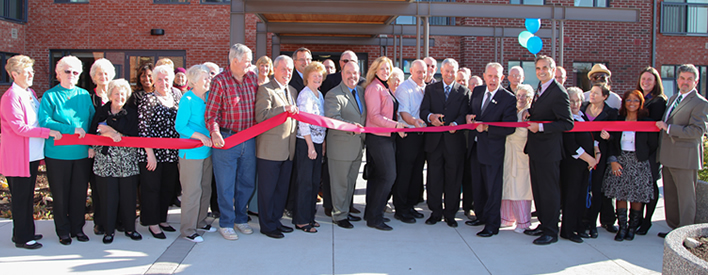Governments of Canada and Ontario Celebrate New Affordable Housing in Milton