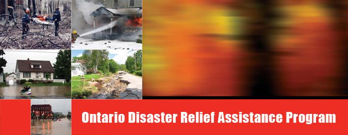 Ontario Disaster Relief Assistance Program