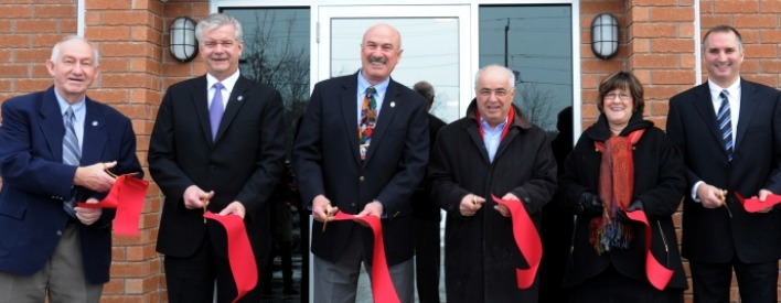 Governments of Canada and Ontario celebrate new Affordable Housing in Quinte West.