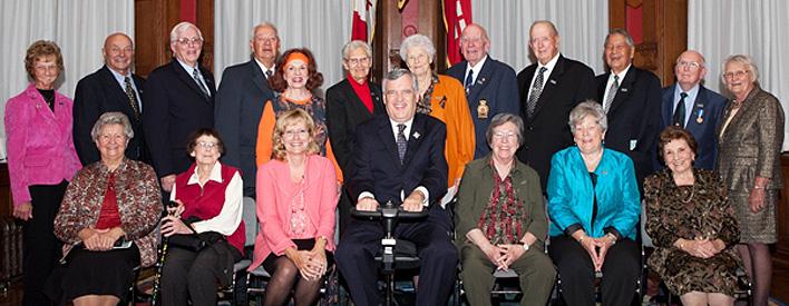 Prix d'excellence de l'Ontario pour les personnes âgées