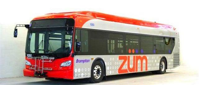 Government Partnership Celebrates Launch Of Züm Bus Rapid Transit Service In Brampton