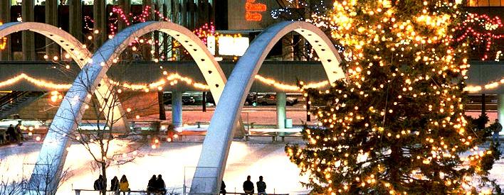 Newsroom Ontario S Sparkling Winter Wonderland