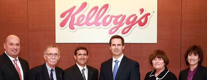 Kellogg Plans New Line And 40 New Jobs In Ontario