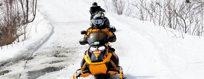 Safe Snowmobiling Makes for Happy Trails