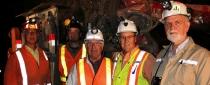 L'Ontario appuie la recherche de pointe dans le secteur minier à Sudbury
