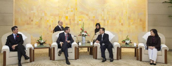 Premier - China - November 1
