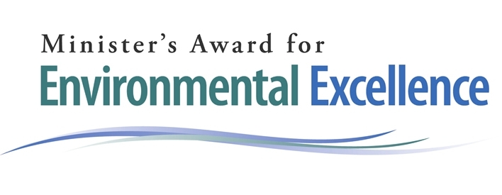 Minister's Award for Environmental Excellence.