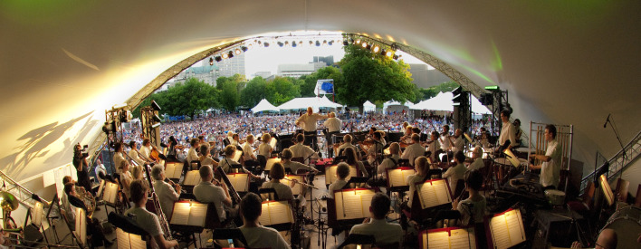 Le Festival international de jazz d'Ottawa TD