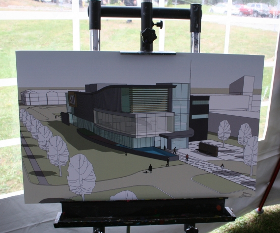 Governments Of Canada And Ontario Announce Knowledge Infrastructure Projects Underway: Groundbreaking Celebration At Sault College