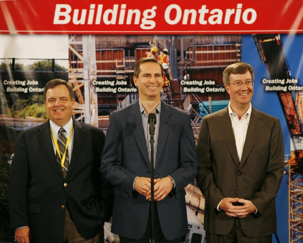 Creating Jobs, Building Ontario