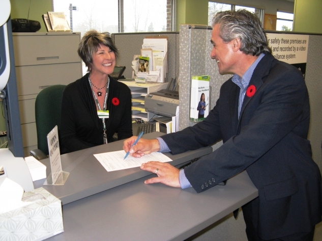 Improving Access To Government Services In Thunder Bay