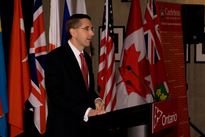 Minister Milloy announces support for Ontario students studying abroad and for refugee students studying in Ontario.