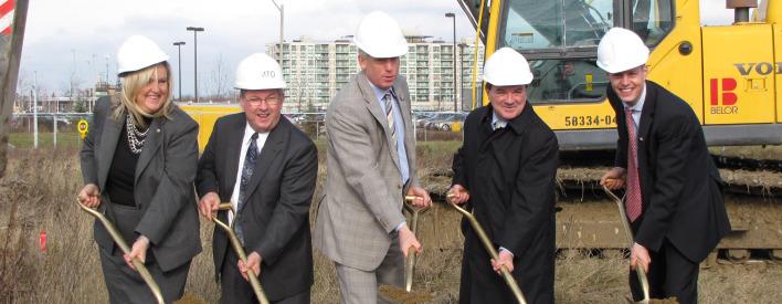 Toronto-York Spadina Subway Extension Moves Forward