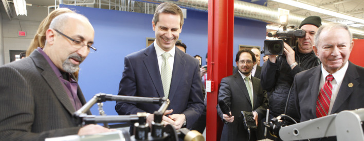 Le premier ministre de l'Ontario, Dalton McGuinty, dirigera une mission commerciale en Israël et en Cisjordanie.