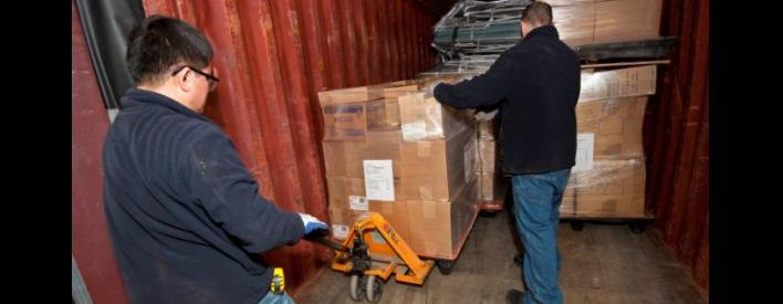 Ontario Provides Medical Equipment To Haiti