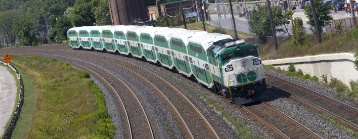 Canada And Ontario Invest In Six GO Transit Projects In The Greater Toronto Area