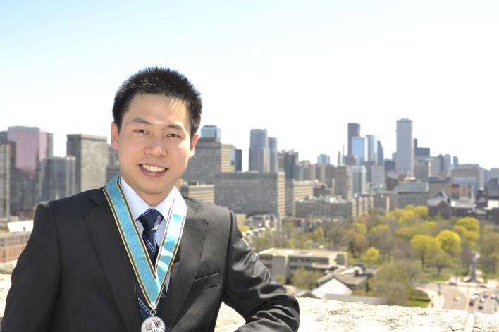 Ontario Medal For Young Volunteers Recipients