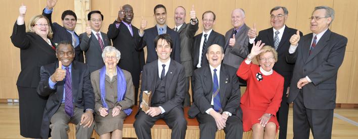 The 2010 June Callwood Awards Recipients