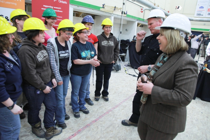 Training Programs Help Women Get Jobs