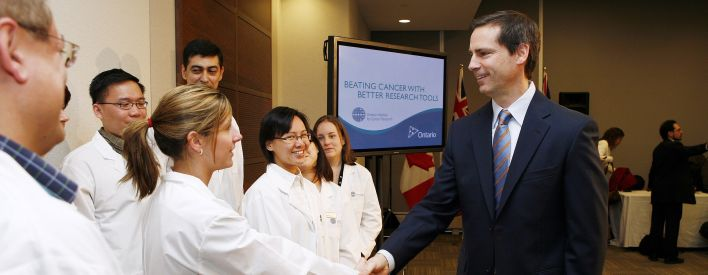 Ontario Coordinating Global Cancer Research