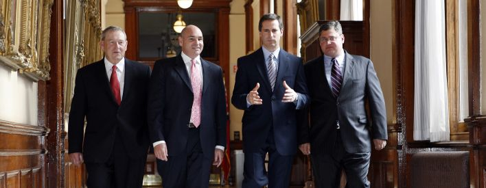 McGuinty Government Combines Energy And Infrastructure In One Portfolio